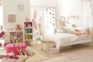 la chambre d'un enfant