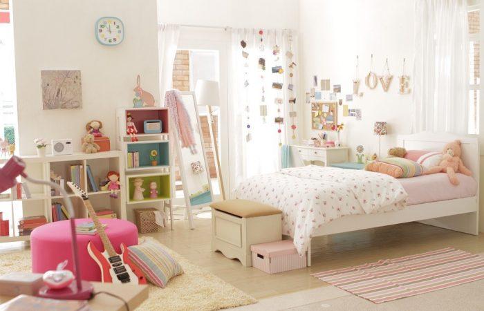 Conseils pour aménager la chambre de votre enfant