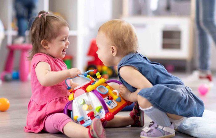 Quels jeux pour un enfant de 1 à 2 ans ?